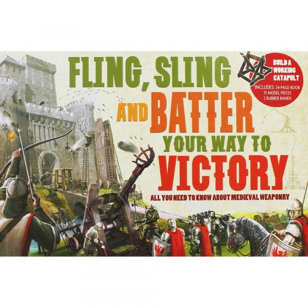Fling Sling And Batter Your Way To Victory