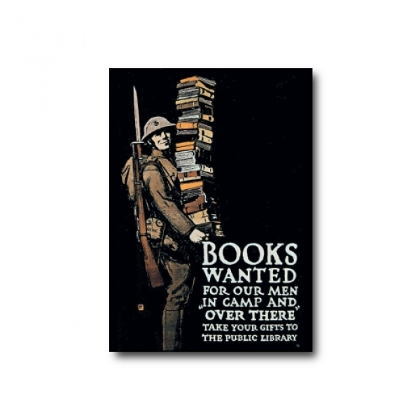 Books wanted - Magnet