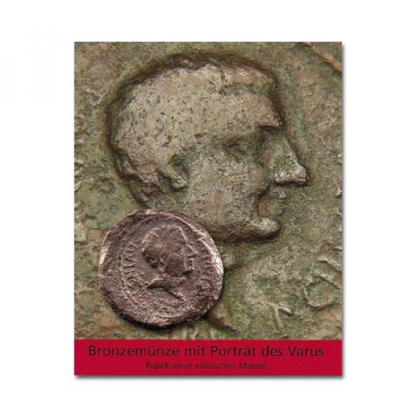 Römische Münzen Und Münz Repliken Aus Dem Mittelalter