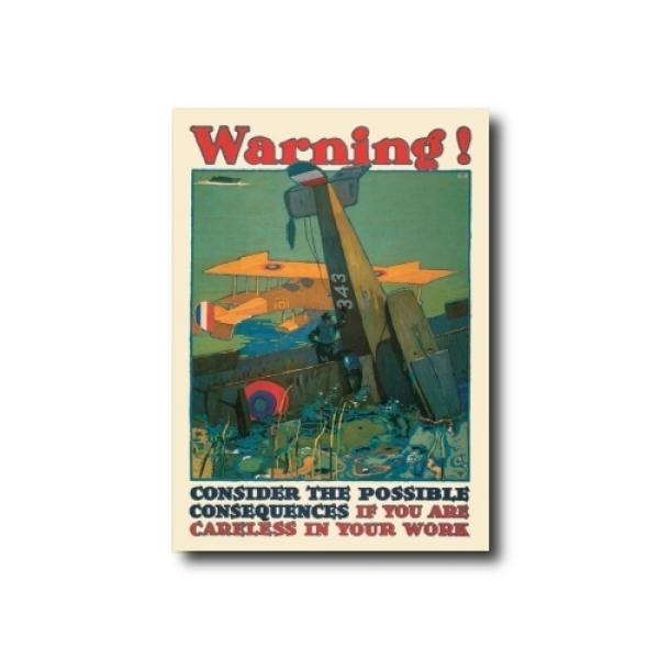 Warning! - Magnet