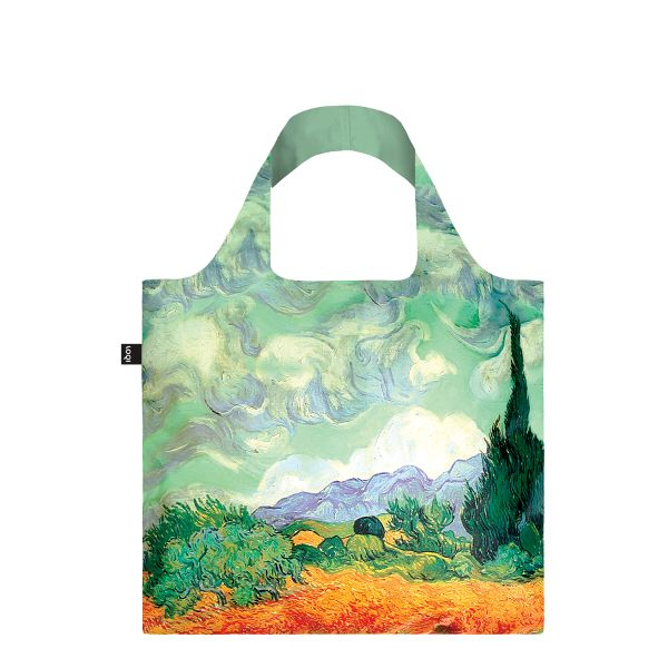 "LOQI Tasche ""Vincent van Gogh, Wheat Field"""
