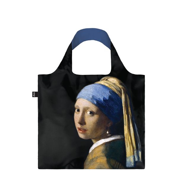 "LOQI Tasche ""Johannes Vermeer, Girl with a Pearl Earring"""