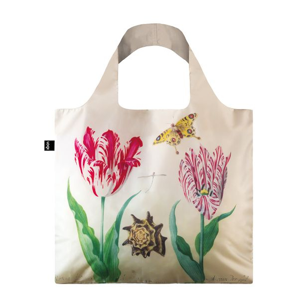 "LOQI Tasche ""Jacob Marrel, Two Tulips"""