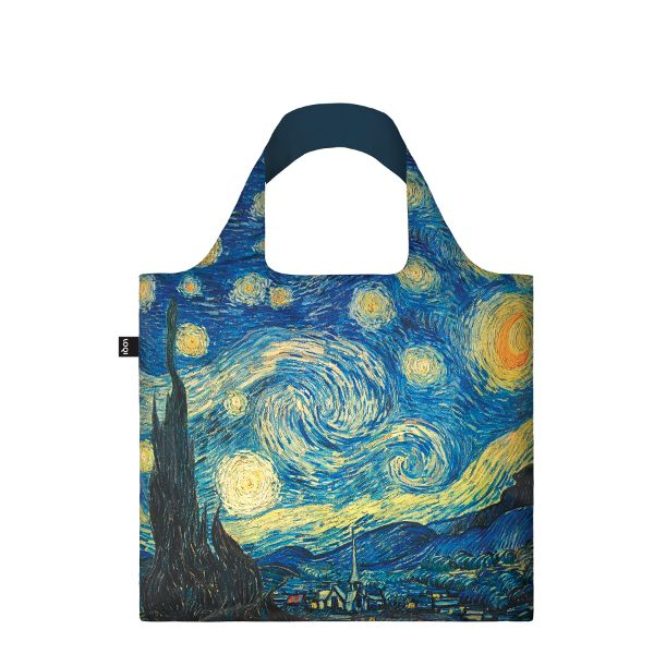 "LOQI Tasche ""Vincent van Gogh, Starry Night"""